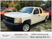 Used 2007 Chevrolet Silverado 1500 Extended Cab for sale Weeki Wachee