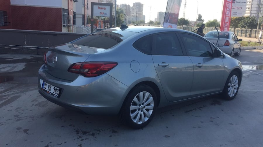 2015 Opel Astra SEDAN EDITION 1.6 16V 115 HP 0fa6a6cd-2865-4241-a74c-d9716ce0905f