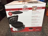 NINJA 5 in 1 - BRAND NEW Smokeless grill/ air fryer NEVER OUT OF BOX Metairie, 70005