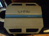 Infinity reference series amplifier Sacramento, 95823