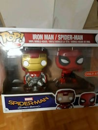 Spider man homecoming (Target) Two pack funko POP! Toronto, M6N 1Y6