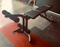 Body Champ Weight Bench with Leg Extension Germantown, 20876