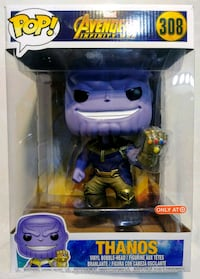 "Funko Pop 10"" Thanos 308 Target Exclusive Modesto, 95357"