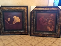 "BRAND NEW, NEVER USED, Antiqued Wall Art size 20""x20"". $80 for the set New Rochelle"