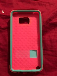 Note 5 Samsung galaxy Hot pink and teal smartphone case Yuma, 85364