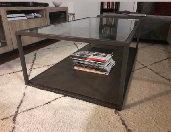used crate barrel coffee table super steal for sale in new york rh gb letgo com