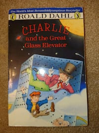 Charlie and the great glass elevator  Richmond Hill, L4S 1T2