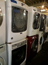 Front load washer and dryer set NEWscratchand dent Baltimore, 21223