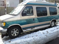 1996 Ford Econoline Redford Charter Township