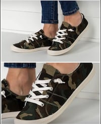 BRAND NEW Silver Icing Sneakers