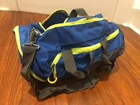 Folding duffel bag sports holiday London, SW4