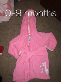 Baby girl robe  North Augusta, 29841