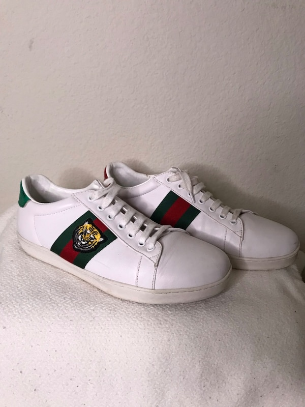 63708a79e29c Used Gucci Ace Embroidered Sneaker for sale in San Francisco - letgo