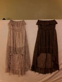 two black and brown dress Riverside, 92504