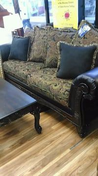 Beautiful sofa! Other couch and love seat saves  Indianapolis