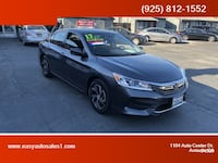 Honda Accord Sedan 2017 Antioch