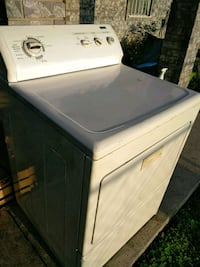 white top-load clothes washer Palmview, 78572
