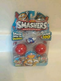 ZURU SMASHERS SERIES 1 SPORTS Los Angeles, 91607