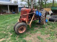Case Tractor Damascus, 20872