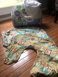 Boppy breastfeeding pillow and covers Derwood, 20855