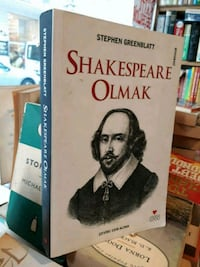 Shakespeare Olmak Stephen Greenblatt  Haseki Sultan, 34096