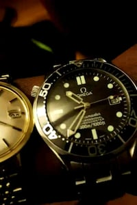 watch Omega constellation and omega Seamaster pro  Falls Church, 22042