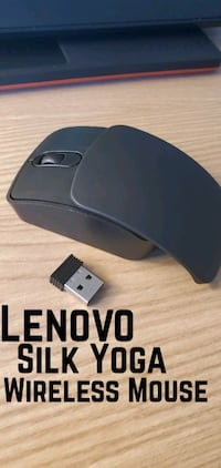 Wireless mouse with reciever