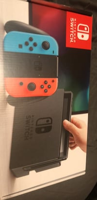 nintendo switch brand new