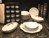 Set of antique dinnerware  Bethlehem, 18018