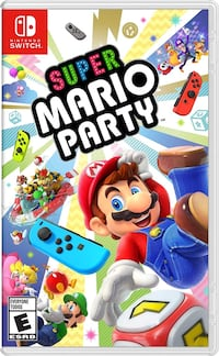 Mario Party Switch Game Glendale, 91205