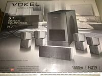 Media Labs Vokel v7 Home Theater System Waterloo, N2L 1W2
