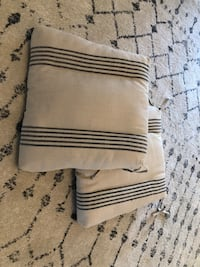white and black striped textile New Tecumseth, L0G 1W0