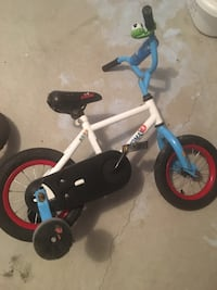 Thomas The Train bike for boys . Excellent condition  Montréal, H1C