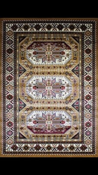 New Beige Afghan Kilim Style Rug Size 8x11 rugs and carpets Persian Springfield, 22153