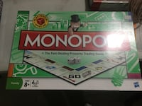 Monopoly board game box Lloydminster (Part), T9V