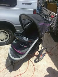 2 in 1 stroller and wheelchair  Escondido, 92027