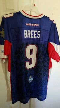 Brees pro bowl Hawaii size large$400 New Orleans, 70126