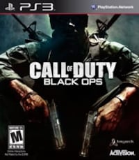 Call of Duty Black Ops PS3 Spieletui Dortmund, 44339