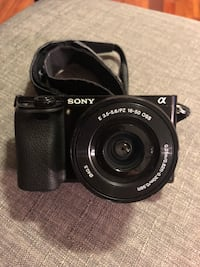 Sony a6000 with 5 lenses Clarksburg, 20871