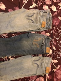 Hollister jeans and Aeropostale all for $45 Sherwood, 72120