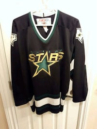 Chandail hockey usagé ccm dallas stars used jersey Montréal, H1Y 1Z6