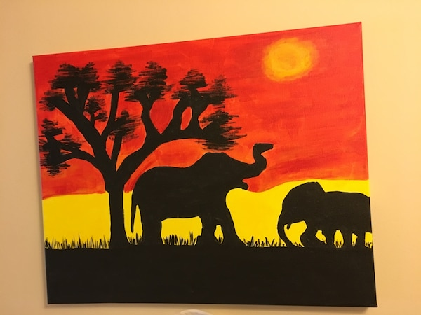 Painting and wall art