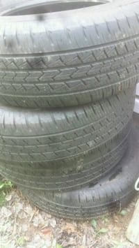 GT Radial 245/70/16 tires  Bedford
