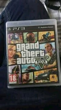PS3 Grand Theft Auto 5 oyun cd si