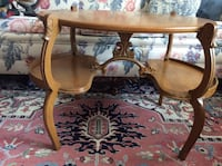 Antique decorative oval occasional table  Kitchener, N2M 1L5