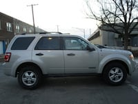 2008 FORD ESCAPE XLT Chicago, 60612