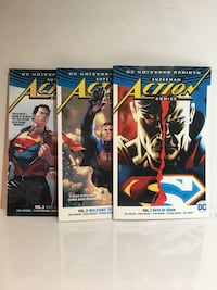 Action comics rebirth Mississauga, L5B