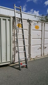 WERNER EXTENSION LADDER.  Newport Beach, 92625
