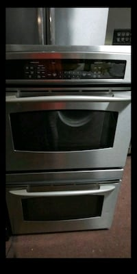 Ge Stainless steel Double Door Electric Wall oven Chicago, 60620