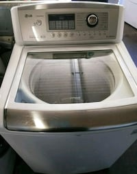 LG high efficiency top load washer Albuquerque, 87105